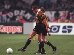 CL-Finale 1998: Deutsche Leitung