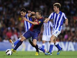 Herbe 5:1-Schlappe für Real Sociedad im Camp Nou