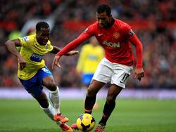 Nani, calciatore del Manchester United