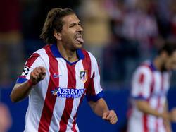 Alessio Cerci ist bei Atlético lediglich Edelreservist