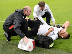 Seferović verletzt