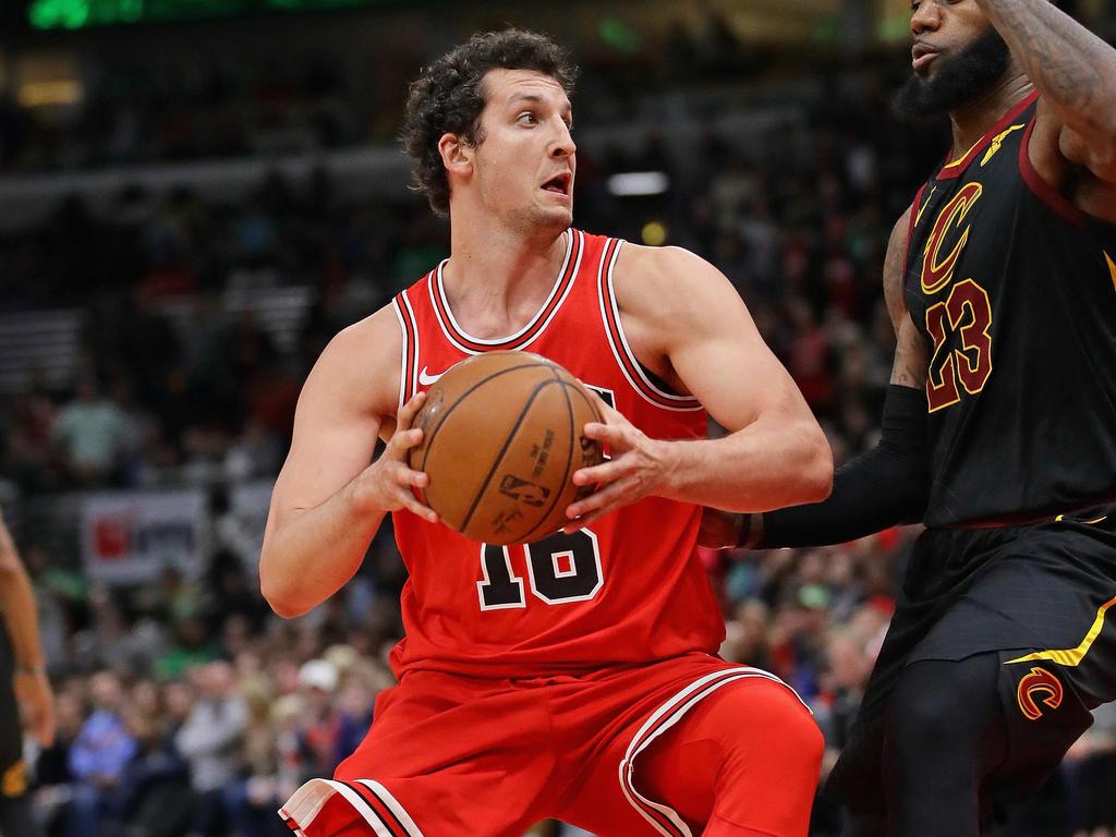 Paul Zipser ist unzufrieden bei den Chicago Bulls