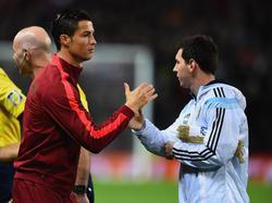 Für Cristiano Ronaldo und Lionel Messi ist es die letzte Chance auf den Titel