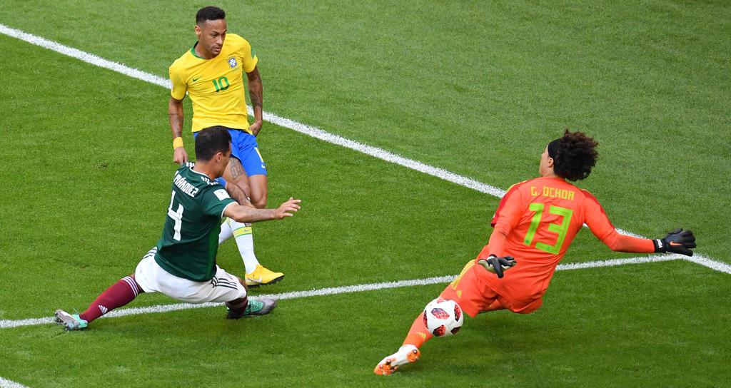 Neymar verpasst die Führung