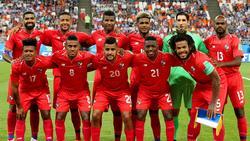 Once titular de Panamá ante Túnez en el Mundial de Rusia. (Foto: Imago)