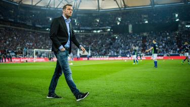 Markus Weinzierl äußerte sich zur Krise beim FC Schalke 04