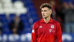 Leon Goretzka fehlt den Bayern gegen die Hertha