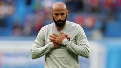 Thierry Henry wird Cheftrainer in Monaco