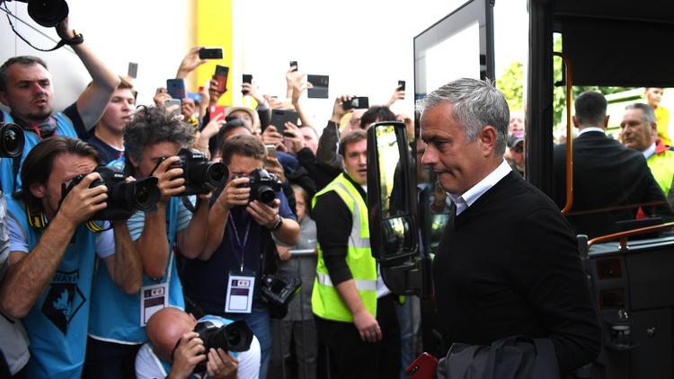 José Mourinho und Manchester United sind die Enttäuschung der Premier League