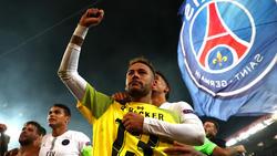 Neymar erzielte im Topspiel gegen den FC Liverpool einen Treffer für PSG