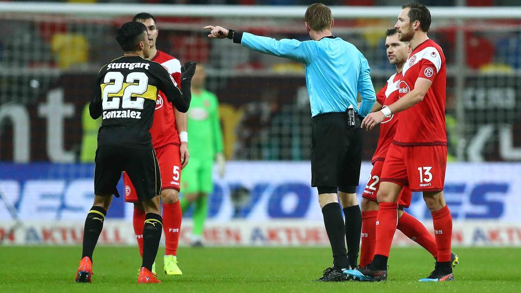 Nicolas Gonzalez vom VfB Stuttgart muss drei Spiele zuschauen