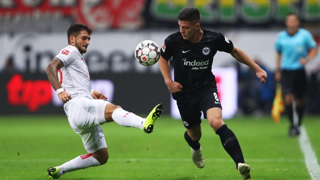 Fortuna Düsseldorf Vs Eintracht Frankfurt Live Ticker Stream Tv