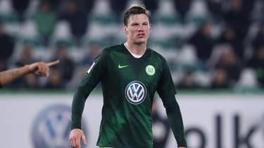 Treffsicher beim VfL Wolfsburg: Wout Weghorst
