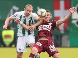 Der Sieger bleibt im Rennen um einen Europa-League-Qualiplatz