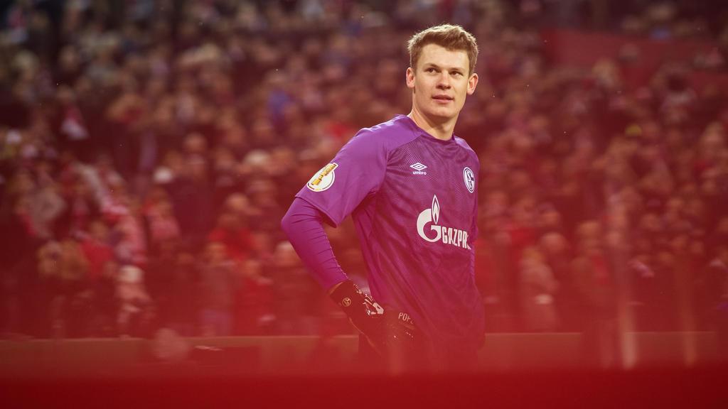 Alexander Nübel steht offenbar beim FC Bayern auf dem Zettel