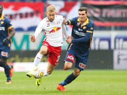 SKN St. Pölten - RB Salzburg