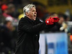 Carlo Ancelotti setzt bei Bayern weiter auf ein 4-3-3-4