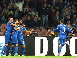 Juventus op voorsprong!