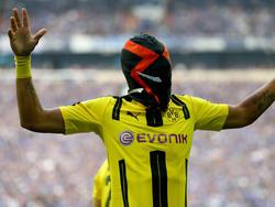Aubameyang ist in Dortmund nur noch ein Geist