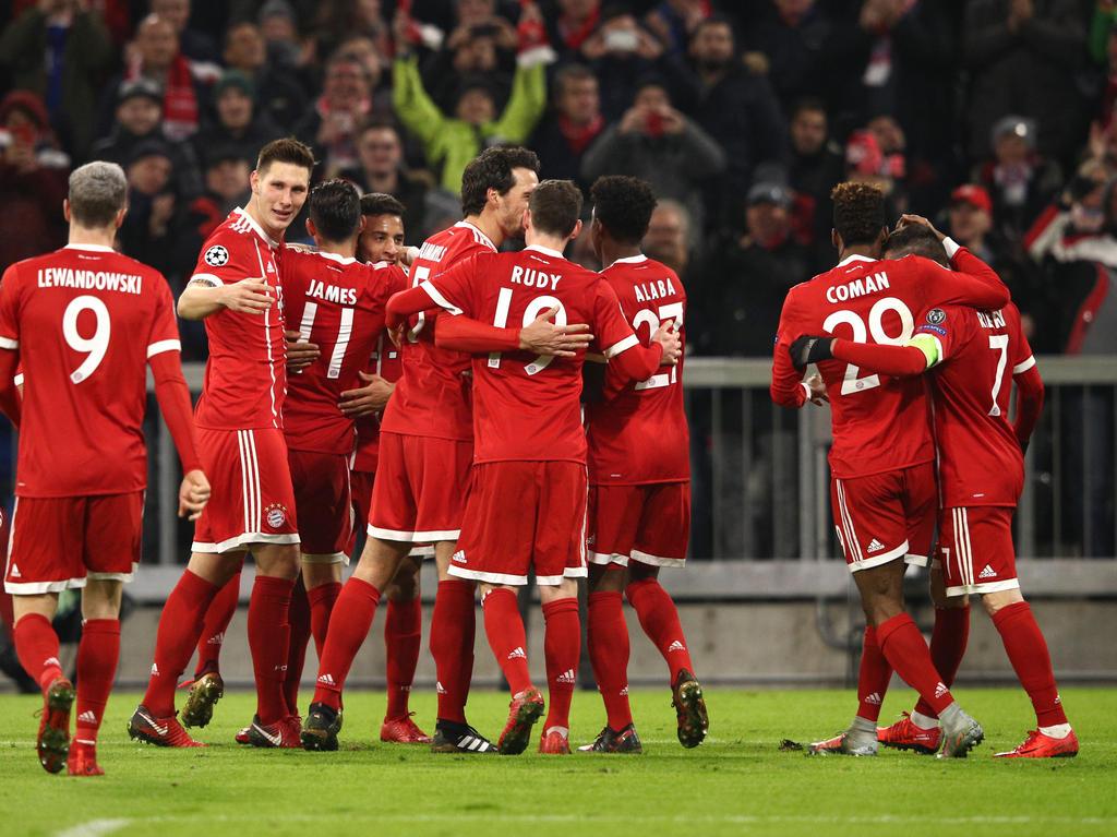 Diashow Einzelkritik Die Noten Zu Bayern Gegen PSG