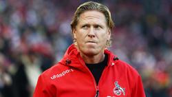 Markus Gisdol ist mit drei Pleiten als Köln-Coach gestartet
