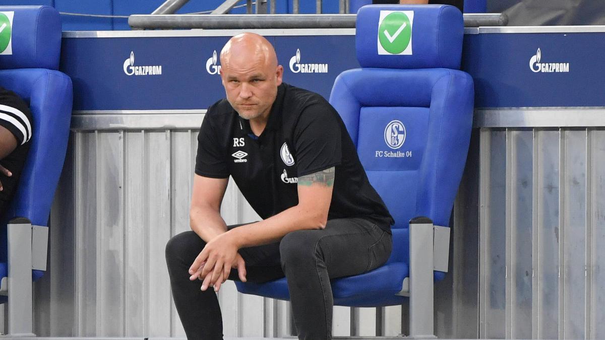 Rouven Schröder ist Sportdirektor beim FC Schalke 04