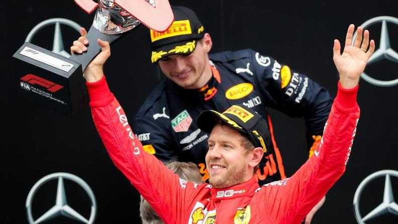 Vettel und Verstappen werden nicht zusammen für Red Bull fahren