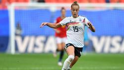 Gwinn erhofft sich mehr Wertschätzung für Frauen-Fußball