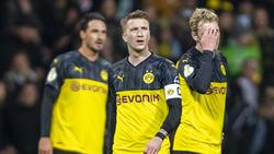 Marco Reus fehlt dem BVB wohl bis zum Saisonende