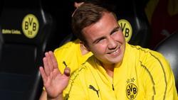 Mario Götze wird den BVB verlassen