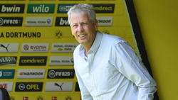 Lucien Favre geht in seine dritte Saison als BVB-Trainer