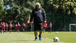 Co-Trainer Heiko Scholz bleibt Dynamo Dresden erhalten