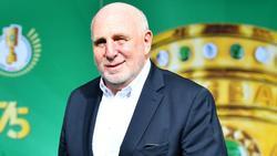 Ehemaliger Manager von Hertha BSC: Dieter Hoeneß