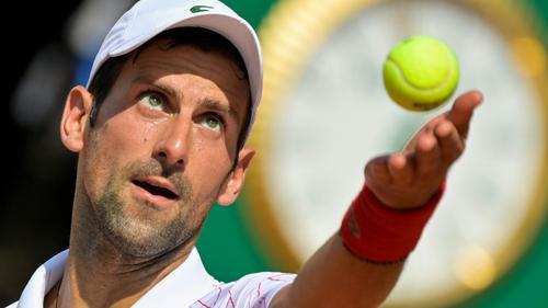 Novak Djokovic gewinnt sein erstes Spiel nach US-Open-Skandal