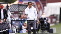 Beim FC Bayern gescheitert, nun in Monaco: Niko Kovac