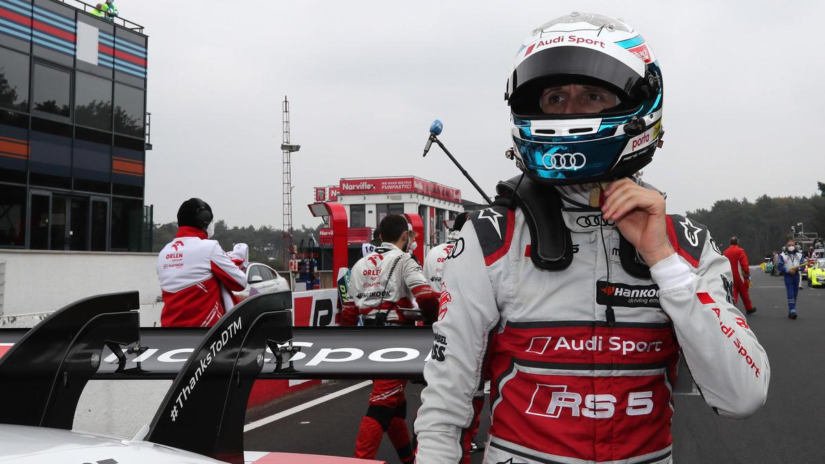 René Rast wird Audi-Stammpilot in der Formel E