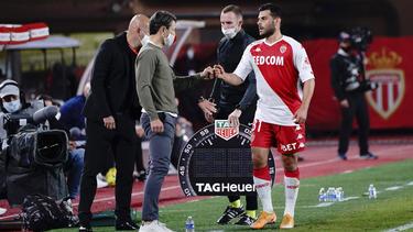 """Niko Kovac bezeichnete die Leistung von Kevin Volland gegen Bordeaux als """"großartig"""""""