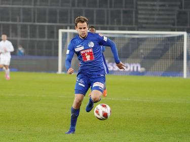 Louis Schaub avancierte zum Matchwinner für seine Mannschaft