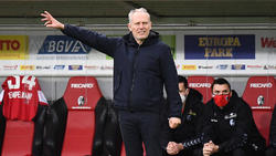 Warnt vor dem FC Schalke 04: Freiburg-Coach Christian Streich