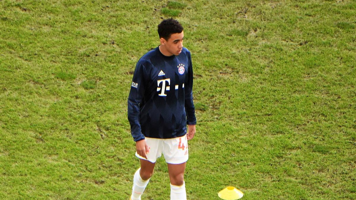 Jamal Musiala wird wohl beim FC Bayern verlängern