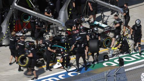 Veränderungen bei Mercedes