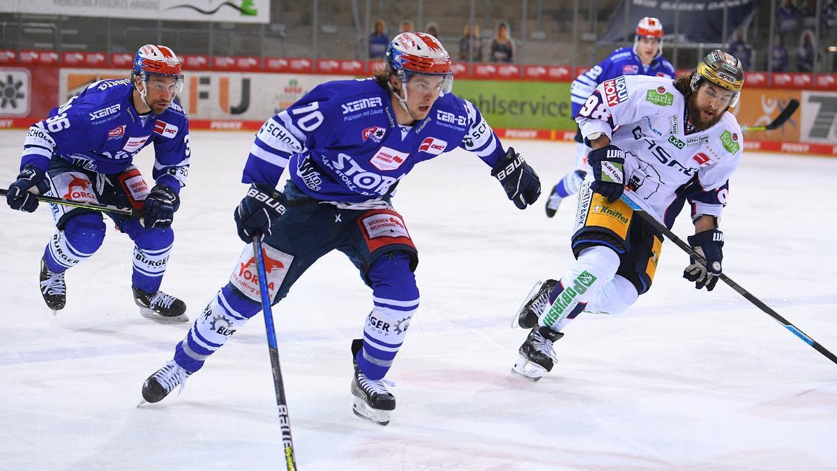 Die Schwenninger Wild Wings gewannen ihr Heimspiel gegen die Eisbären Berlin