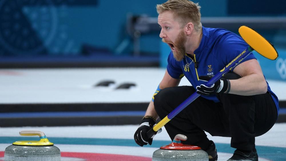 Curling-Gold für Schweden und Niklas Edin