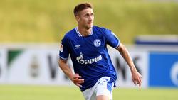 Reinhold Ranftl hat bis 2023 beim FC Schalke 04 unterschrieben