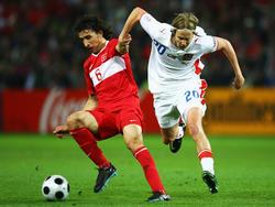 Bei der Europameisterschaft 2008