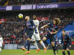 Paris torlos gegen Lille