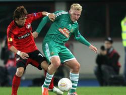 Statt Bayer Leverkusen heißen die Gegner von Thomas Prager nun unter anderem Stegersbach und Ober-Grafendorf