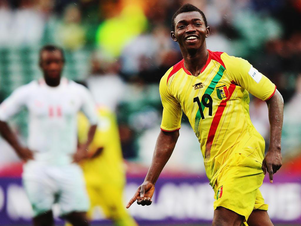 Wechselt aus Lille nach Monaco: Adama Traoré