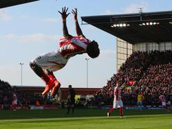 Mame Diouf und Stoke City blicken zuversichtlich in die Zukunft