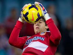 Bounou no ha gozado de oportunidades con el Atlético de Madrd. (Foto: Getty)